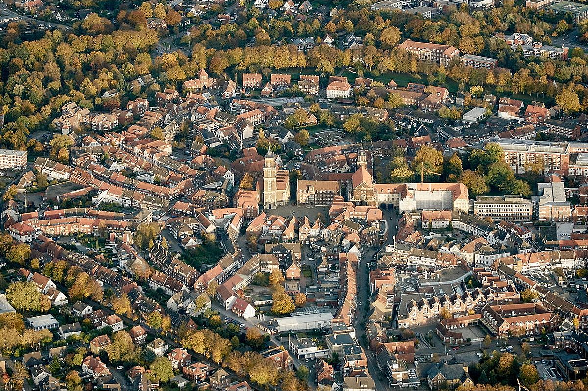 Innenstadt Coesfeld