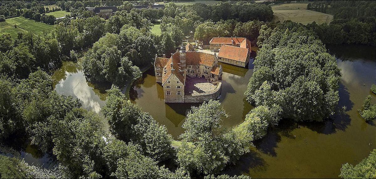 Immobilie Burg Vischering